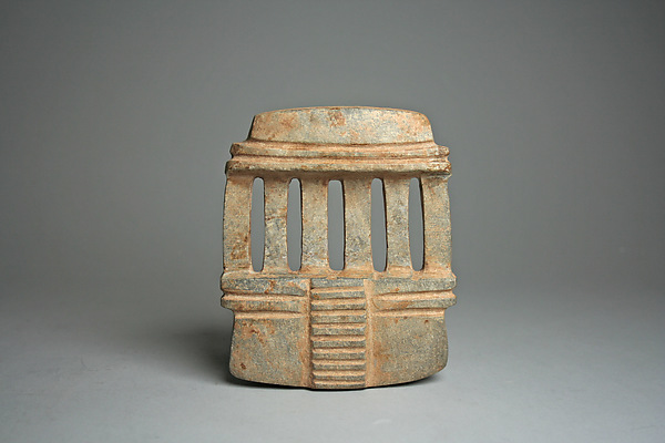 Stone Temple Model, Stone, Mezcala