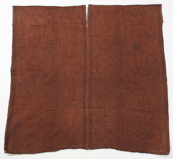 Man's Tunic, Cotton, Shipibo-Conibo