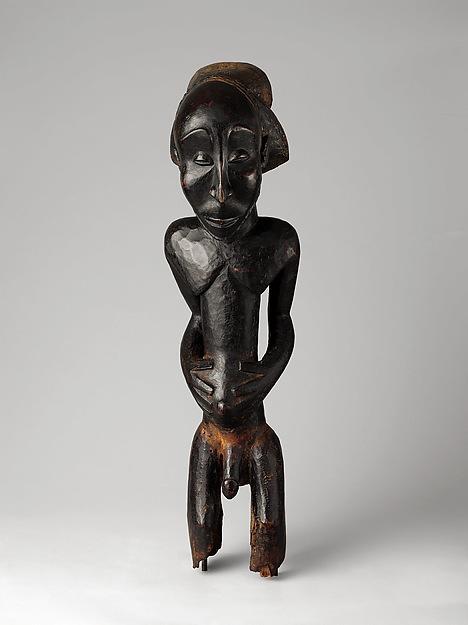 Commemorative figure, Buli Master, possibly Ngongo ya Chintu (Hemba, ca. 1810-1870), Wood, Hemba peoples