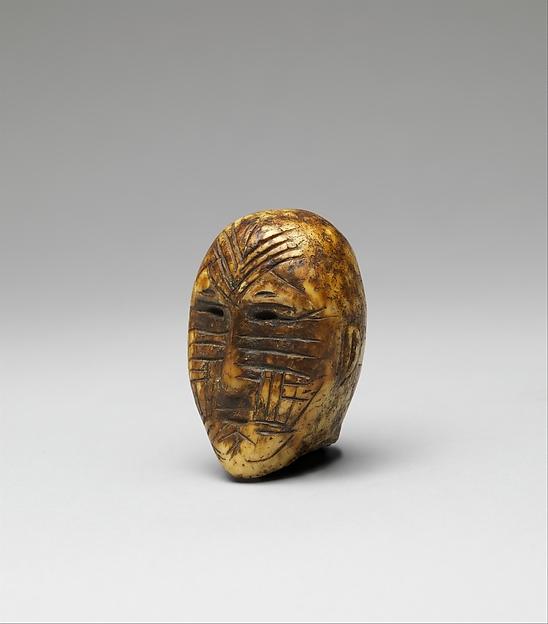 Head, Ivory (walrus), Old Bering Sea