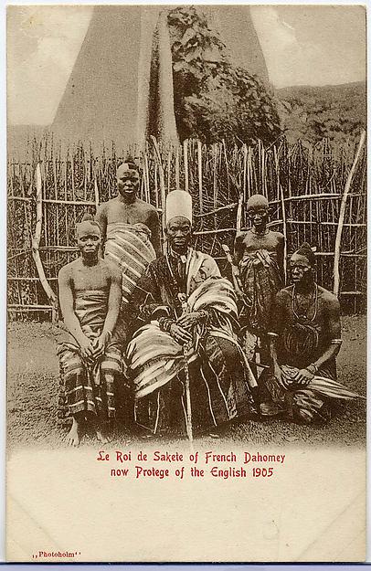 King of Sakete, Postcard