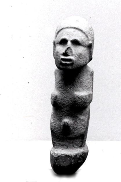 Figure, Stone, Huastec