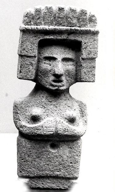 Figure, Stone, Aztec