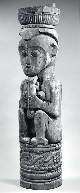 Figure (Hampatong), Wood, Ngadju or Ot Danum peoples