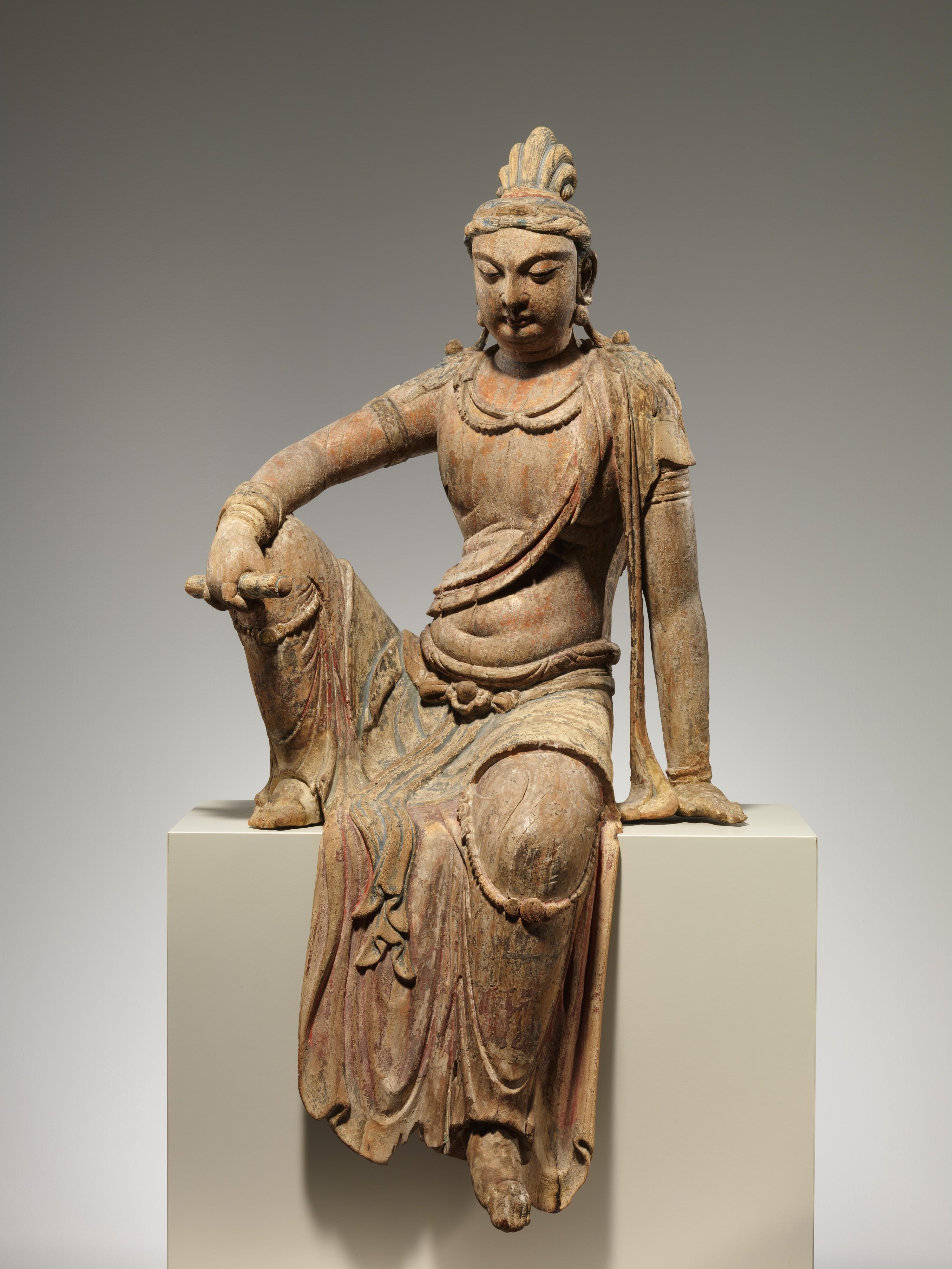 bodhisattva manjushri  wenshu
