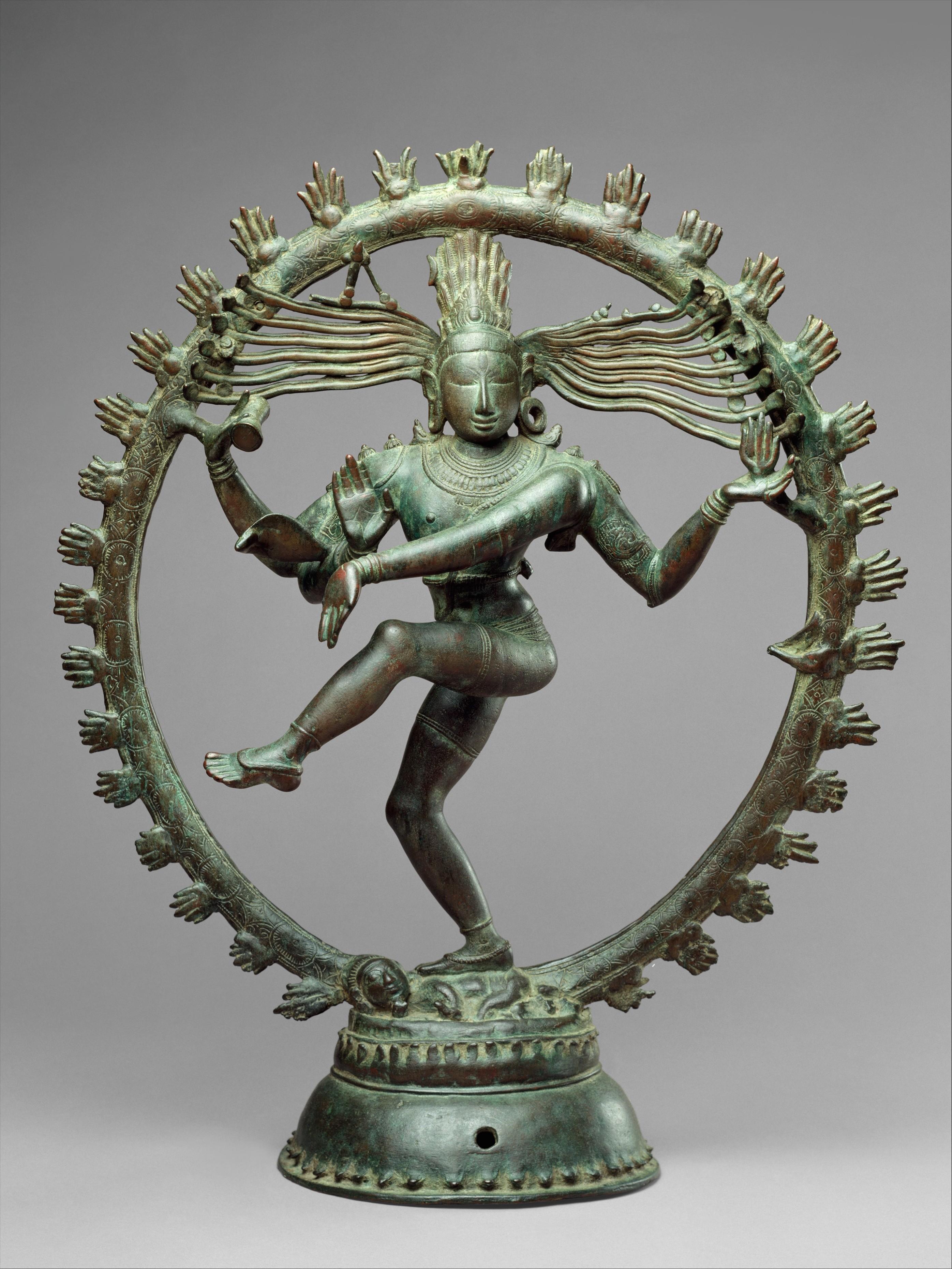 Shiva as Lord of Dance (Nataraja) | Indian (Tamil Nadu) | Chola