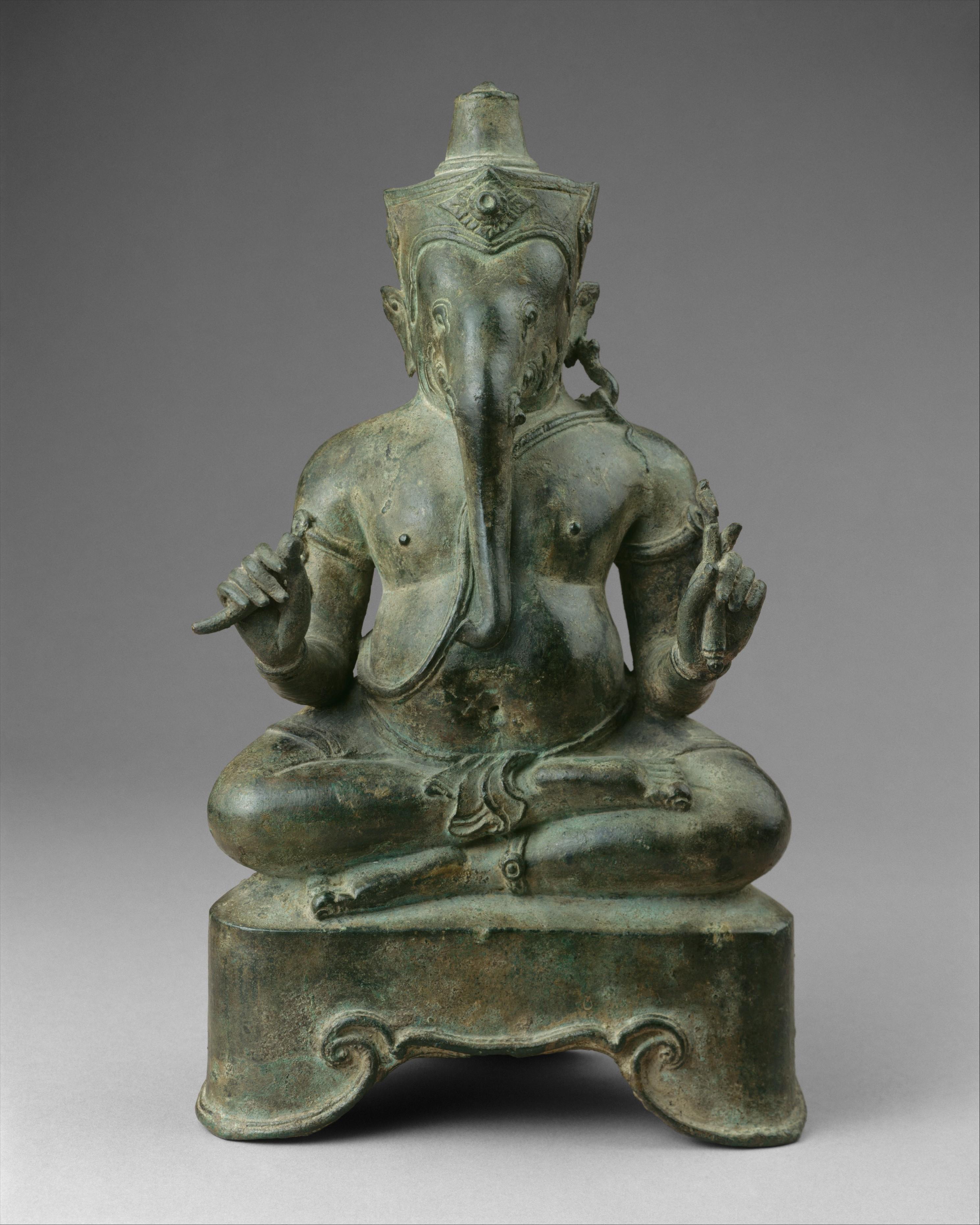 Iconography of Ganesh