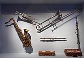 C G  Conn Ltd  | Connstellation Trombone | The Met