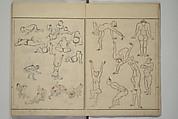 Kuwagata Keisai | How to Draw Figures Simply | Japan | Edo period (1615\u20131868) | The Met