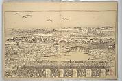 The Colors of Spring (Haru no iro), Kitagawa Utamaro (Japanese, ca. 1754–1806), Woodblock printed book; ink, color, and metallic pigments on paper, Japan