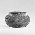 Jar, Near-stoneware with impressed decoration, China