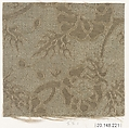 Piece, Silk / Compound weave, Japan
