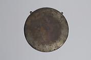 Votive Mirror with Eleven-Headed Kannon, Gilt bronze, Japan