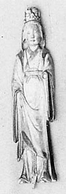 Carved Figure, Ivory, China