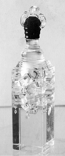 Snuff Bottle, Rock crystal, China