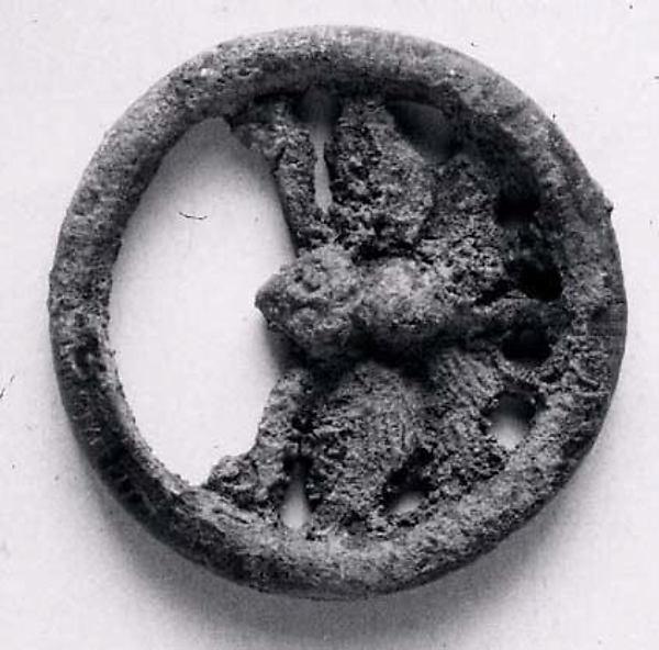 Ornament, Bronze, Korea