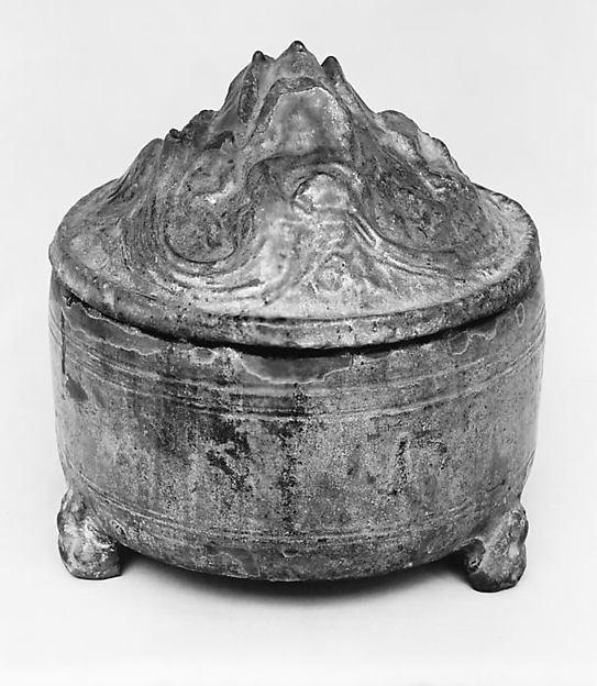 Hill Jar, Earthenware, China