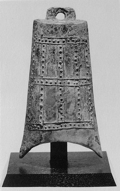 Horse Bell, Bronze, Japan