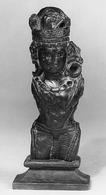 Male Deity, Stone, India (Jammu & Kashmir, ancient kingdom of Kashmir)