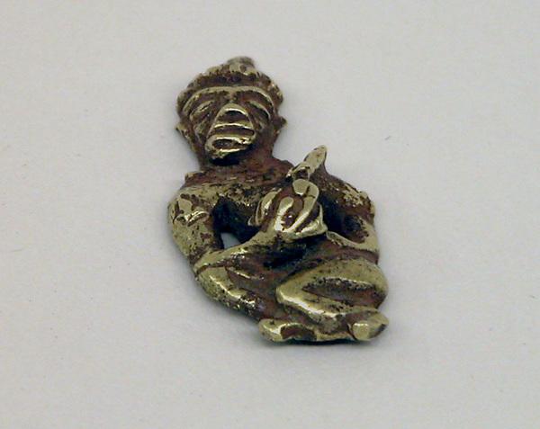 Three Figurines of Deities, Gold, Indonesia (Java)