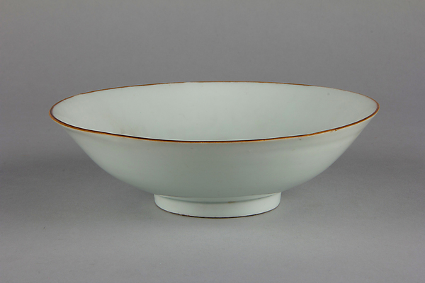 Bowl, Porcelain (Shu Fu ware), China