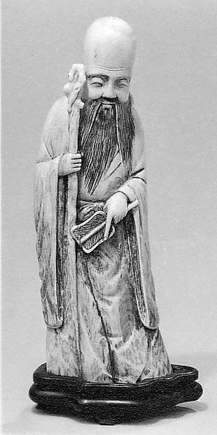 Statuette, Ivory, China