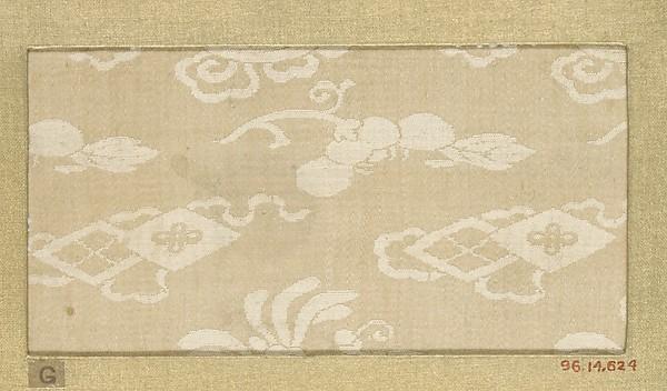 Piece, Silk, Japan