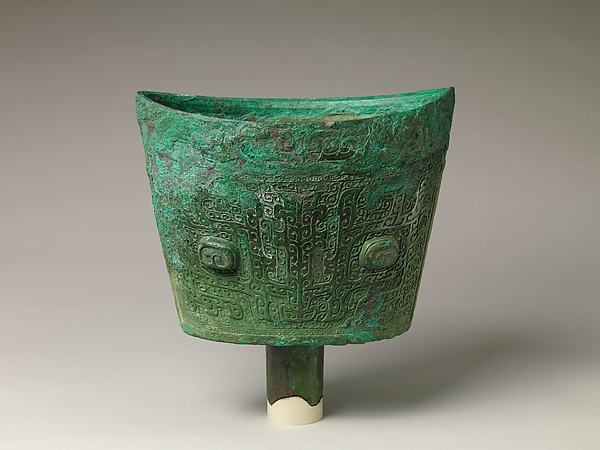 Bell (Nao), Bronze, China