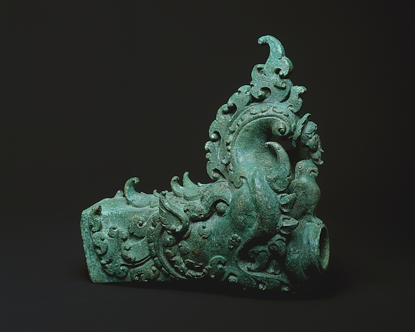 Water Spout in the Form of a Makara, Bronze, Indonesia (Java)
