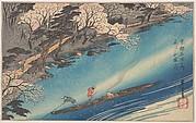 MET-DP120472「京都名所之内」 「あらし山満花」・・-『』