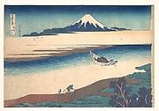 MET-DP140980・・北斎「富嶽三十六景」「武州玉川」