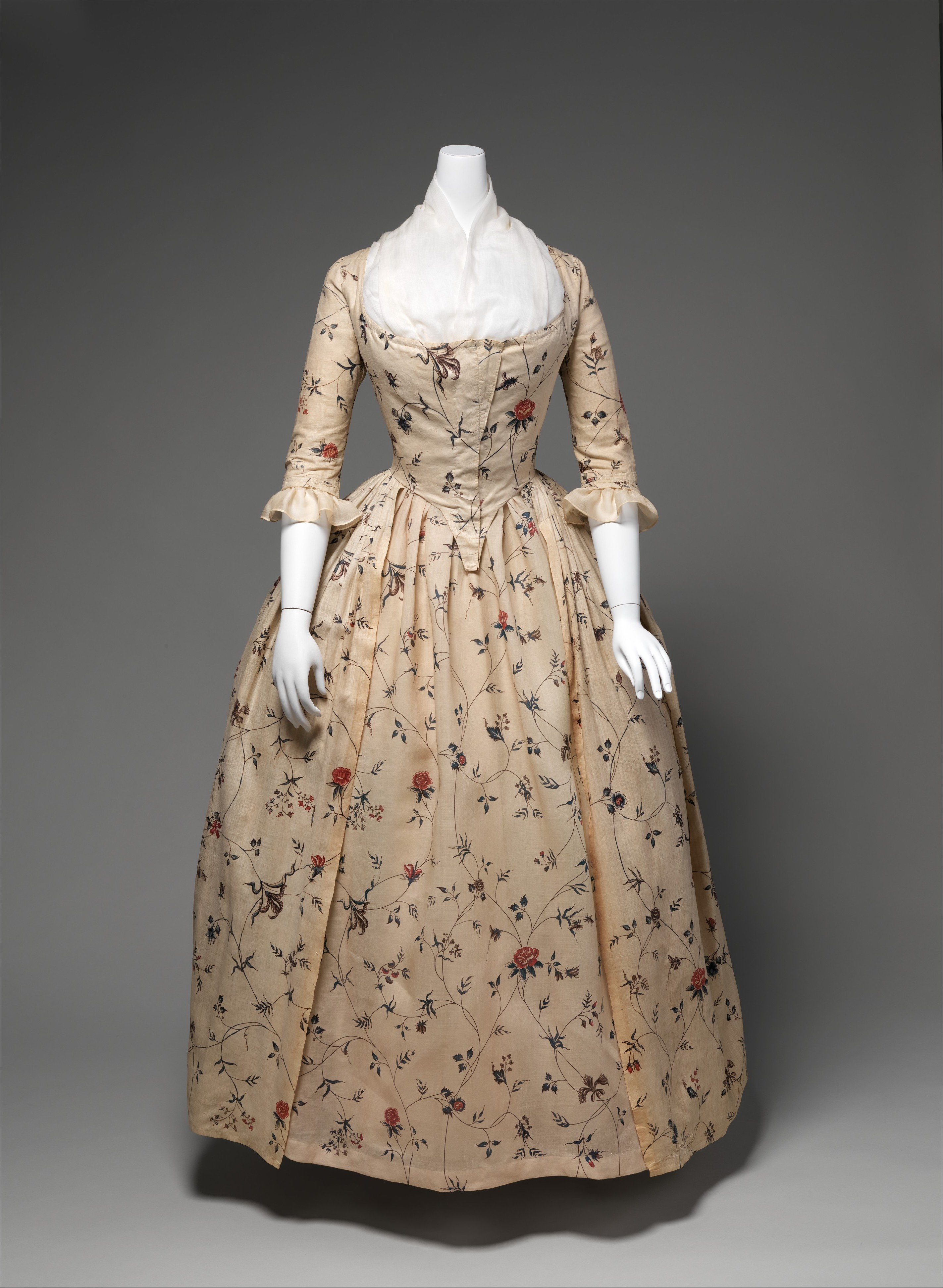 Robe à l'Anglaise | American | The Met