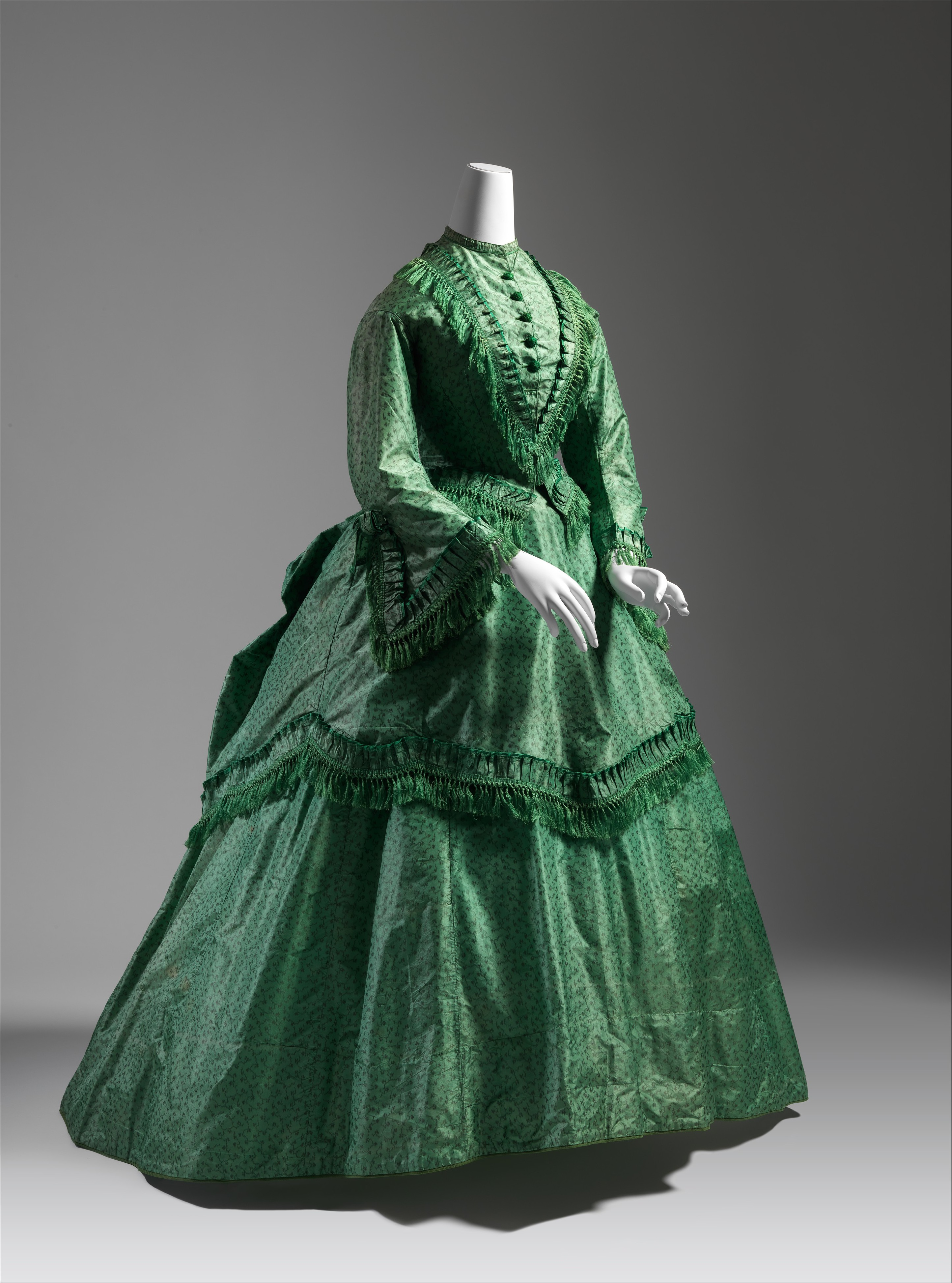 Dress British The Met
