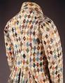 Dressing gown, cotton, British