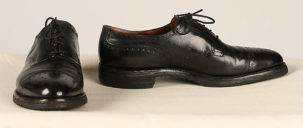 Shoes, Peal & Co., Ltd. (British), leather, British