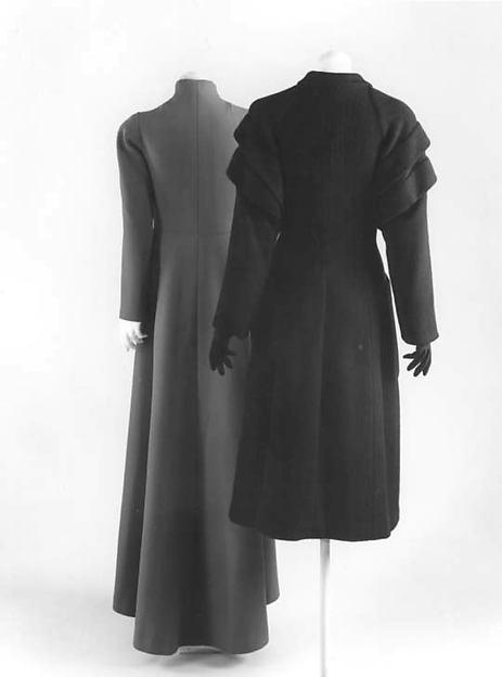 Coat, Elsa Schiaparelli (Italian, 1890–1973), wool, French