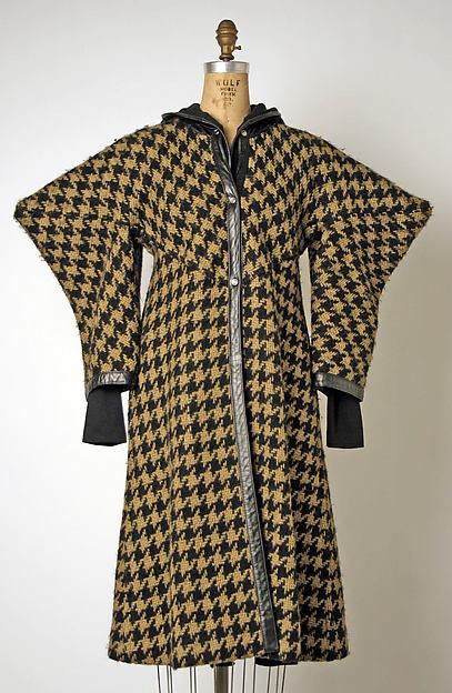 Ensemble, Bonnie Cashin (American, Oakland, California 1908–2000 New York), wool, leather, American