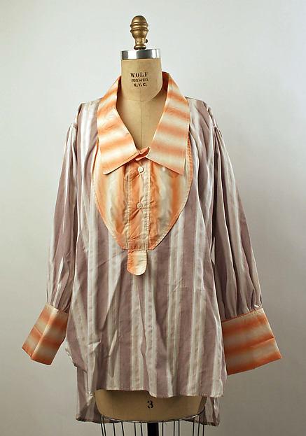 Shirt, Vivienne Westwood (British, born 1941), cotton, British