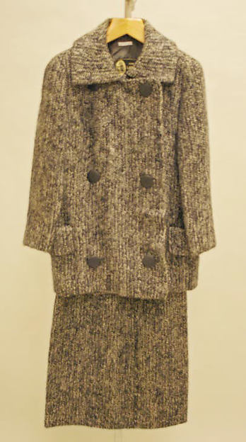 Suit, House of Lanvin (French, founded 1889), wool, French
