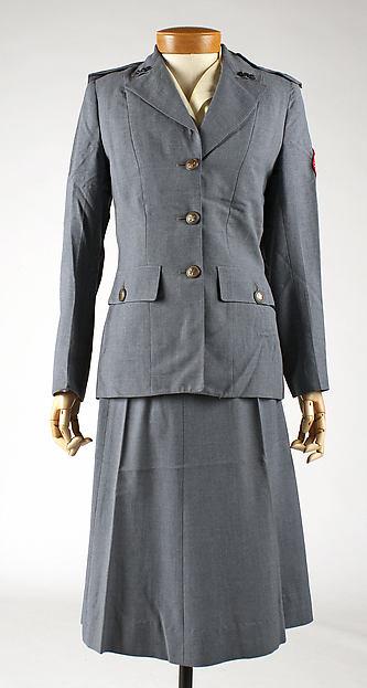 Uniform, Mainbocher (American, 1890–1976), [no medium available], American