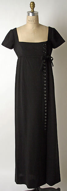 Dress, Norman Norell (American, Noblesville, Indiana 1900–1972 New York), wool, American
