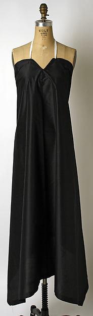 Dress, Ronaldus Shamask (American, born Holland, 1945), silk, American