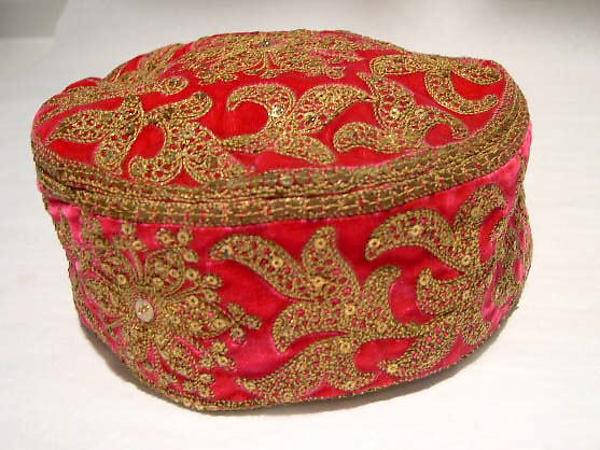 Pillbox hat, [no medium available], American