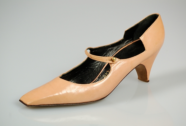 Shoes, Albanese (Italian), Leather, Italian