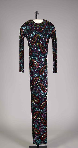 Norman Norell Evening Dress