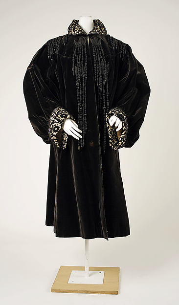 Coat, House of Worth (French, 1858–1956), silk, French