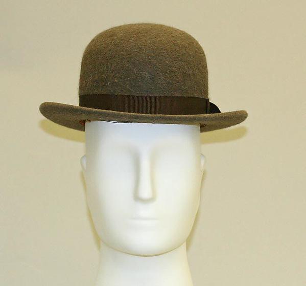 Hat, wool, American