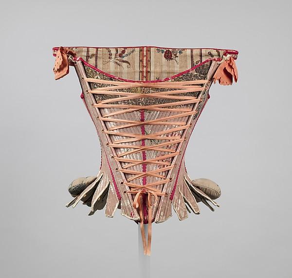 Billedresultat for 1750's corset