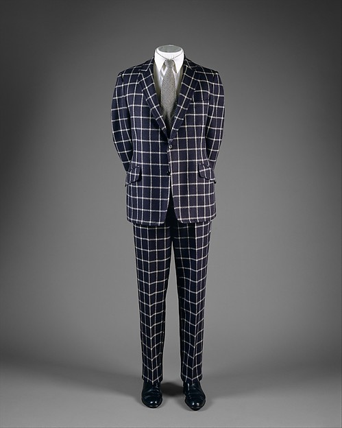 Suit, Bill Blass (American, Fort Wayne, Indiana 1922–2002 New Preston, Connecticut), wool, American