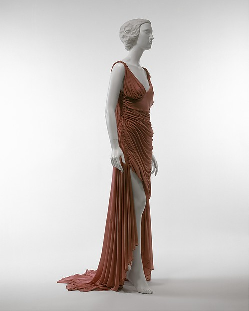 Dress, Gucci (Italian, founded 1921), silk, Italian